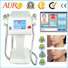 Enfriamiento Thermagic fraccional RF Lifting Facial Beauty Machine