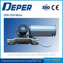 Motores eléctricos DSH-250 para puertas automáticas resistentes