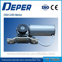 DSH-250 electric motors for heavy duty automatic doors