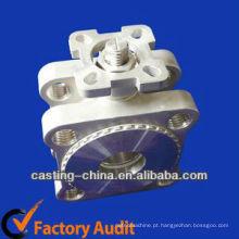 Válvula de baixa pressão válvula de flange de aço inoxidável
