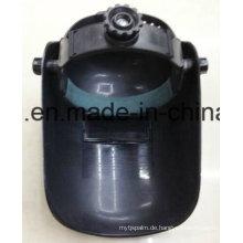 2016 Neue industrielle kundenspezifische Sicherheitsmaske, Taiwan Typ Schweißhelm mit Glas, guter harter Hut Schweißhelm Taiwan mit Ce