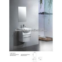 2013 Hot design Wall-Mounted PVC bathroom vanity