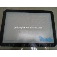 Tapis de silicone de cuisine, certificat FDA & LFGB, anti-adhérent, nettoyage facile