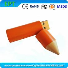 Custom Logo Wholesale Memory Disk USB Flash Drive Pen (EP033)
