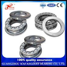 Rolamento de esferas de empacotamento do fornecedor da China 51326 Tamanho 130 * 220 * 75mm