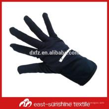 Guantes de encargo de la fibra del superfine guantes del reloj