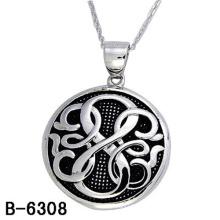 Новый Дизайн Хип-Хоп Ювелирные Изделия Кулон Серебро 925