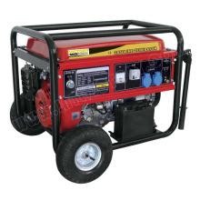 Pequeño generador portátil de la gasolina 650W con CE / CIQ / ISO / Soncap