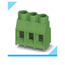 Factory 3 Pin 7.62mm Pitch PCB Screw Terminal Blocks Green