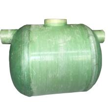 Fossa séptica subterrânea de FRP para o tratamento de águas residuais