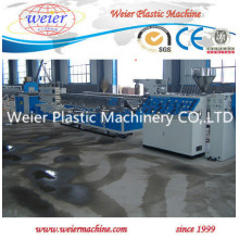 Linha de produção da linha de produção da soleira do PVC / da placa da soleira do PVC