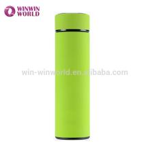 17 унций двойными стенками вакуумный Изолированная из нержавеющей стали бутылка для воды термос кружка для офиса спорт на открытом воздухе
