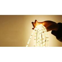 Высокое качество SMD 3528 чип светодиодной полосы света