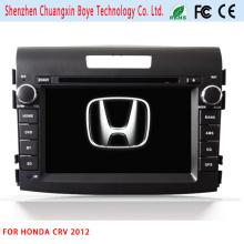 Bt Auriculares + Navegación GPS + Reproductor de DVD para Honda CRV 2012