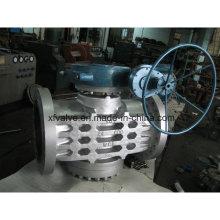 Vanne à fiche en acier inoxydable 600lb ou en acier moulé
