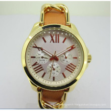 China factory watch color bling free watch sample for alloy lady
