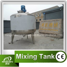 Stainless Steel Liquid Mixing Tank (TUV, SGS, CE certificated)