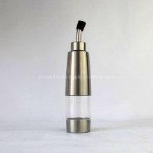 Stainless Steel 180ml Oil Bottle