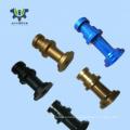 Precisión personalizada Mecanizado CNC Ingeniería CNC torneado de piezas de madera, piezas de equipos médicos, componentes mecánicos
