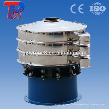 Crible mécanique industriel chinois avec égouttoyer CE