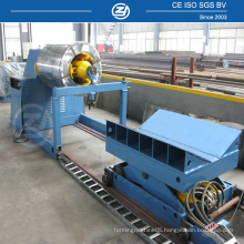 10ton Hydraulic Decoiler with Coil Car