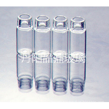 Supply Series of High Quality Clear Tubular Shaped Glass Vial