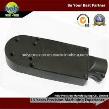 CNC Milling Plastic Parts with Black Color