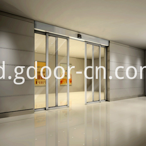 Commercial Light Duty Automatic Sliding Door Operators