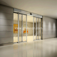Automatic Sliding Door with Bean Radar
