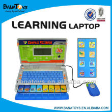 30 functional english learning laptop of education toy