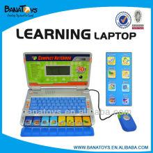 30 Inglês funcional aprendizagem laptop de educação brinquedo