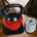 Coated Cast Iron Kettlebell