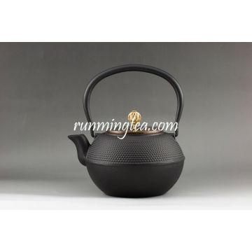 Pote quente do chá do ferro da venda