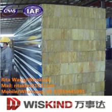 Composite Rock Wool Sandwich Wall Panel