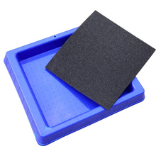 Prevention Product cleanroom shoe sole cleaning machine Shoe Sole Disinfection Pads for livestock farm
