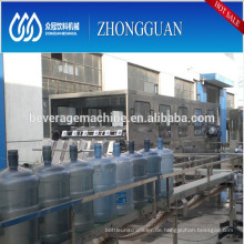 Cost saving 5 gallon jar mineral water filling machine / line