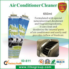 Spray Car Cleaning Chemicals Deodorize Air Conditioner , Iso Tuv