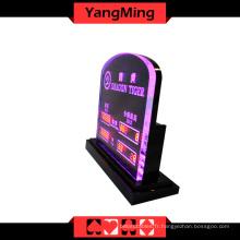 Signe limité de dragon LED (YM-LC05) Tableau de casino