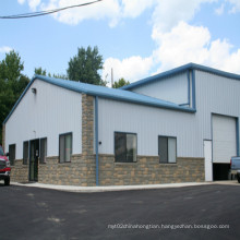 Prefab Steel Structure Building Halls with Ce Certificati