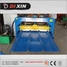 1000 Stahldach-Platten-Maschine Trapez-Wand-Platten-Rollen-Formmaschine