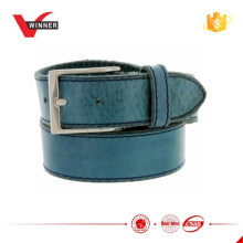 Real Leather Casual Jean Belt for Pants