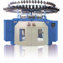 Computerized Terry Jacquard Knitting Machine