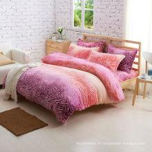 Feuilles de lit de flanelle Super Soft 220gsm