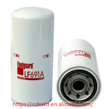 Terex diesel engine geunine fleet-guard lube oil filter LF691A