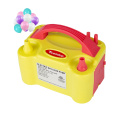 Fast Inflation Electric Balloon Pump Portable Aeration Pump with Flower-shaped Balloon Clip Holder