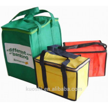 Красочный изолированный мешок охладителя обеда