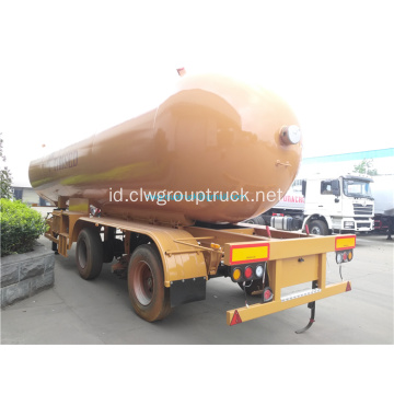 Tanker stainless steel murah semi trailer