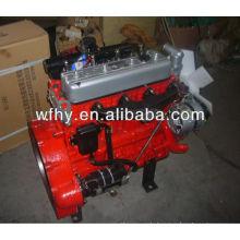 3000rpm Wassergekühlter 4-Zylinder-Dieselmotor YSD490