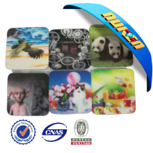 2015 Trendy Custom 3D Cup Coaster for Home Decor