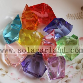 7*11*15MM & 10*20*27MM Stone Style Pendants Crystal Color